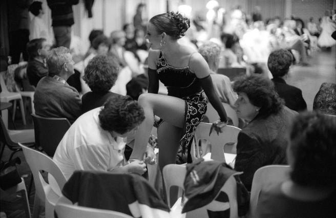 Ballroom Dancing Championships, Fremantle circa 1995
